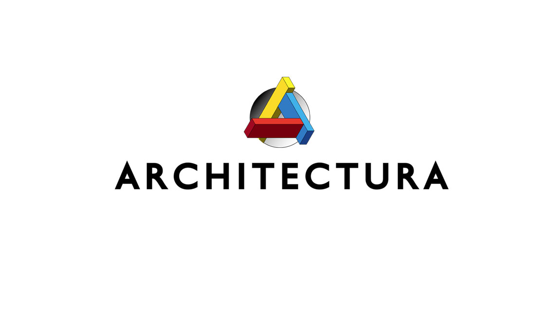 Completed logo for Archtectura