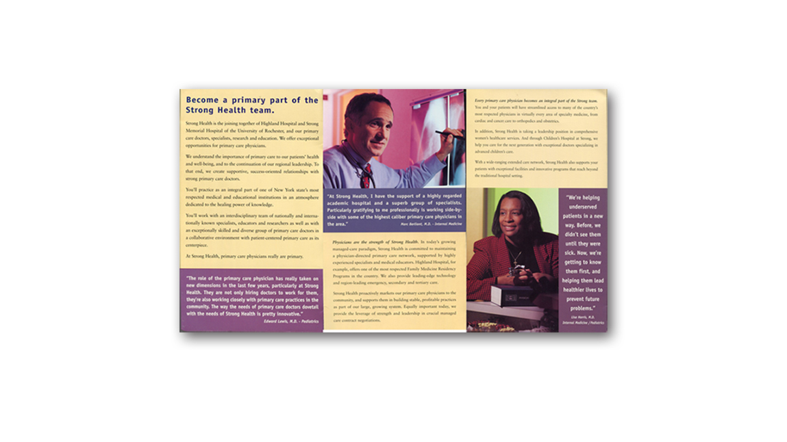 Strong Health direct mail 2 (3 of 3)